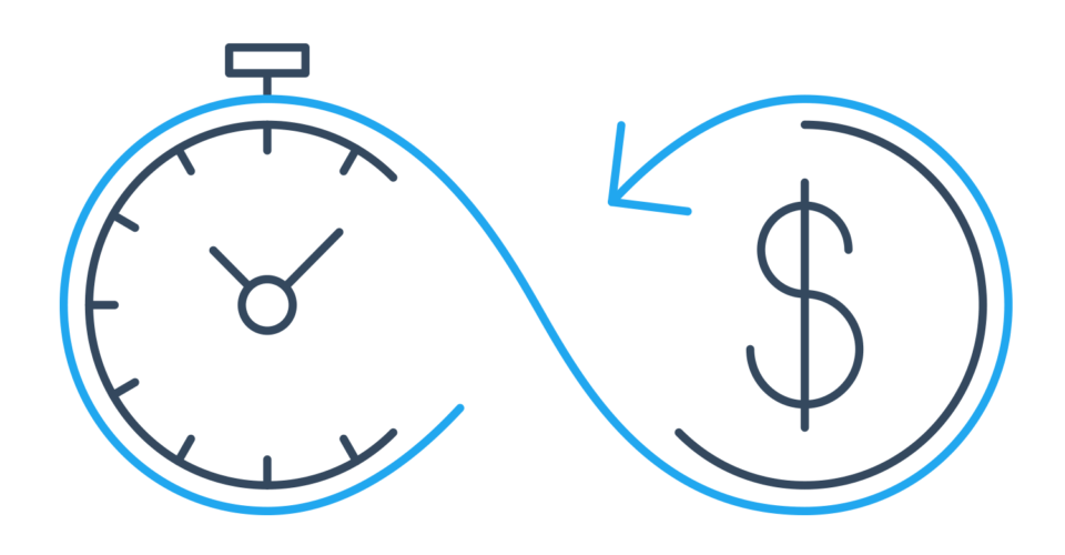Segment your money and time exponentially
