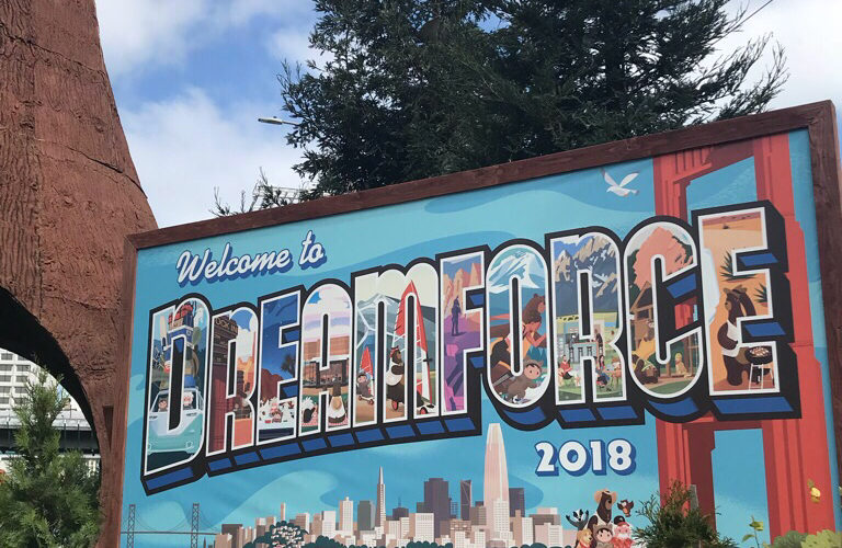 DreamForce 18